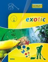 Vůně do vysavače Exotic kolečka 2ks - Worwo