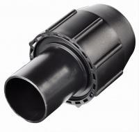 SD500 Redukce k vysavači trubka 35 mm / hubice 28-37 mm a naopak