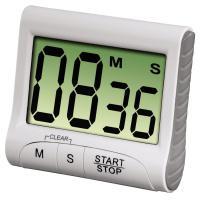 Digitální kuchyňská minutka magnetická Xavax Countdown bílá