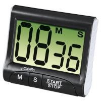 Digitální kuchyňská minutka magnetická Xavax Countdown černá