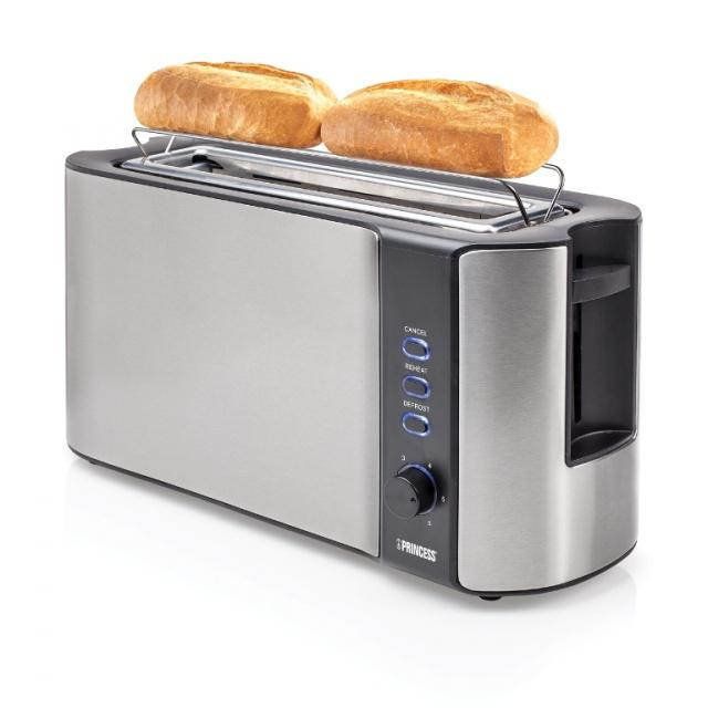 Fotografie Princess Topinkovač Princess 14 2353 Long Slot Toaster