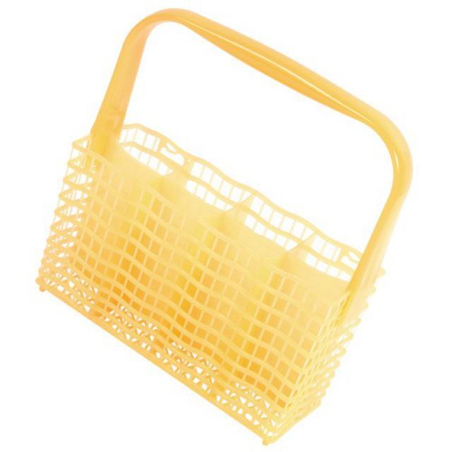 Žlutý koš do myčky nádobí malý (23 cm) Electrolux Electrolux