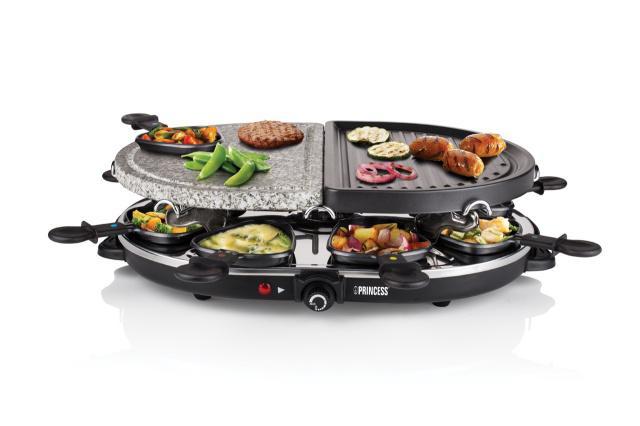 Raclette gril Princess 16 2710 Princess