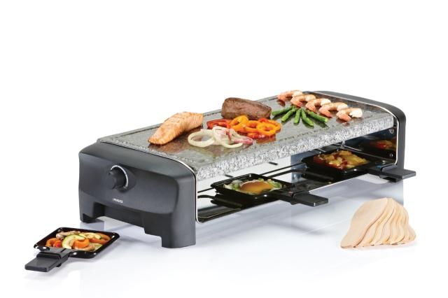 Raclette gril Princess 16 2830 8 Stone Grill Party Princess