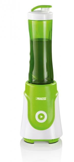 Smoothie maker Mix and Go Princess 21 8000 zelený Princess