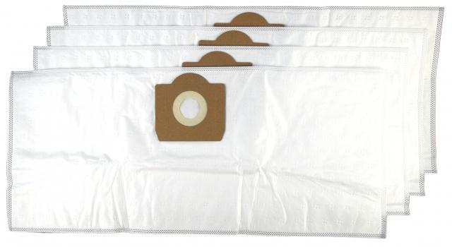 Sáčky do vysavače WAP - ST 10 textilní, 4ks + filtr Jolly