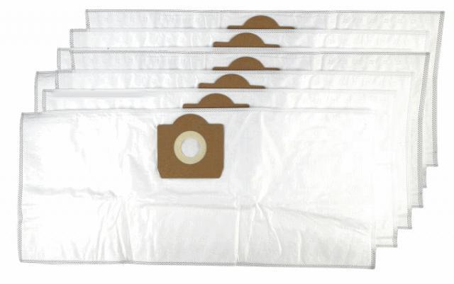 Sáčky do vysavače WAP - ST 10 textilní 8ks, fitry Jolly