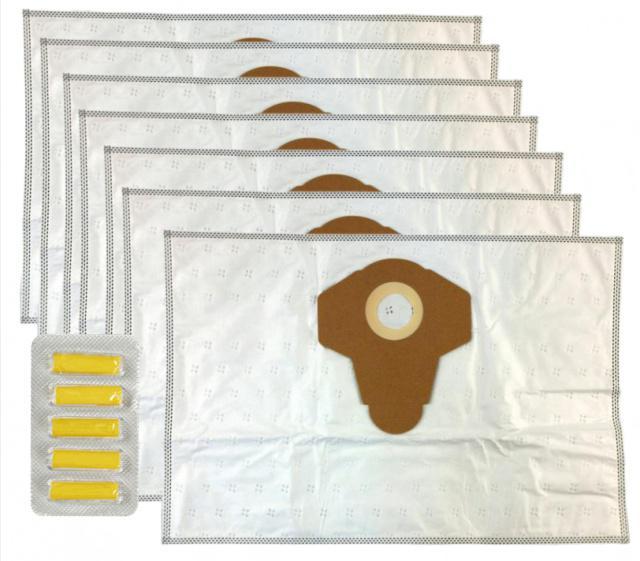 Sáčky do vysavače NAREX - VYS 20-01 textilní 8 ks Jolly