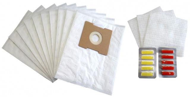 Sáčky do vysavače SAMSUNG - SC 5200 až 5299 Serie 10ks + filtry Jolly