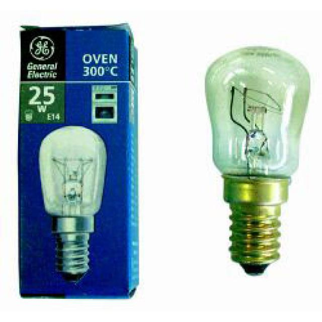 Žárovka do pečící trouby E14, 230V-25W/300° GeneralElectric
