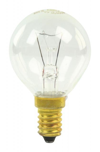 Žárovka do pečící trouby E14, 230V-40W/300° GeneralElectric