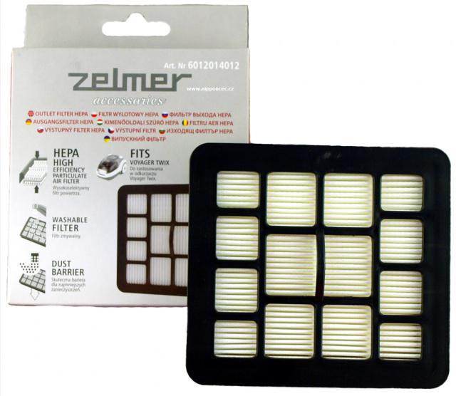 HEPA filtr ZELMER Voyager Twix 6012014012 výstupní Zelmer