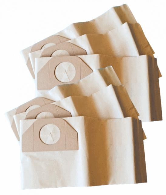 Sáčky do vysavače WAP - SQ 450-11 papírové 6ks, filtry Jolly