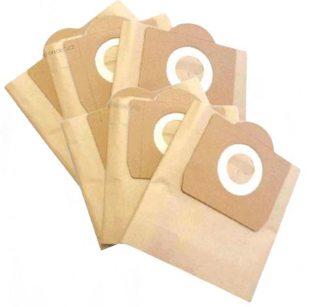 Sáčky do vysavače WAP - ST 10 papírové, 6ks, filtry Jolly