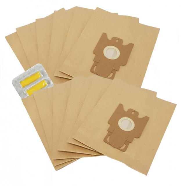 Sáčky do vysavače - HOOVER - Discovery T 6700 až 6999 papírové 12ks, filtry Jolly