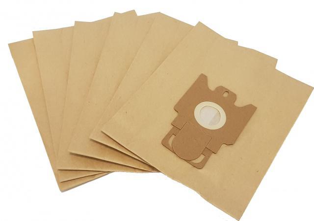Jolly H25 Sáčky do vysavače HOOVER - TC 5200 až 5299 Sensory papírové 6ks Jolly