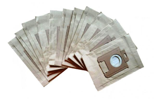 Sáčky do vysavače - AEG - JetMaxx AJG 6700, AJG 6800 - 6899 12 ks papírové Jolly