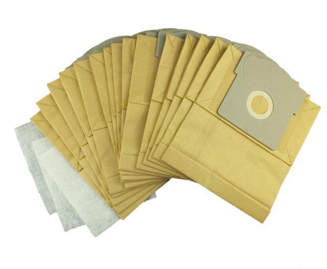 Sáčky do vysavače - ETA - Trino x454 papírové 15ks, filtr Jolly