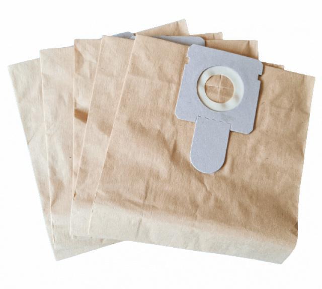 Jolly LIV1 Sáčky do vysavače FAKIR - E 100, 112, 115 papírové 5ks Jolly