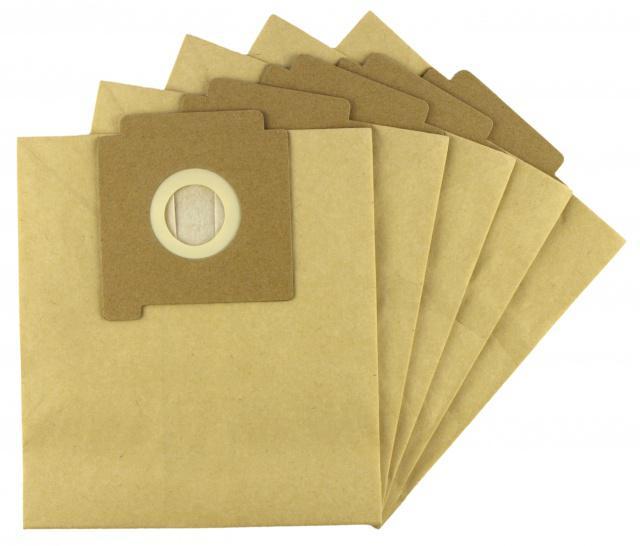 Sáčky do vysavače ZELMER - Jupiter ZVC 425 HA - 5 ks papírové,filtry Jolly