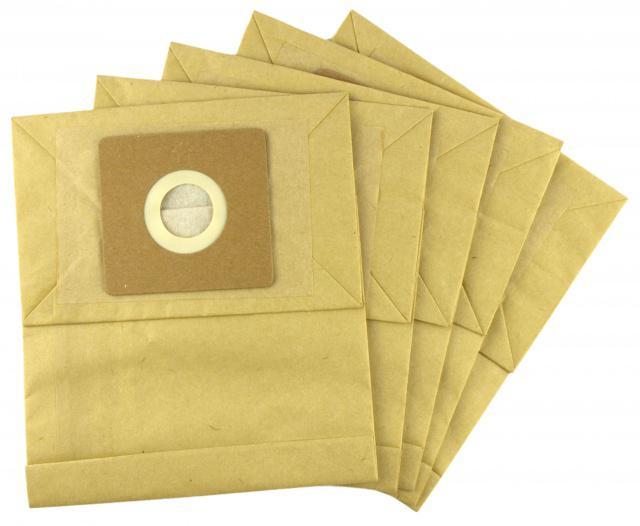 Sáčky do vysavače TESCO - VC 108 5ks papírové Jolly