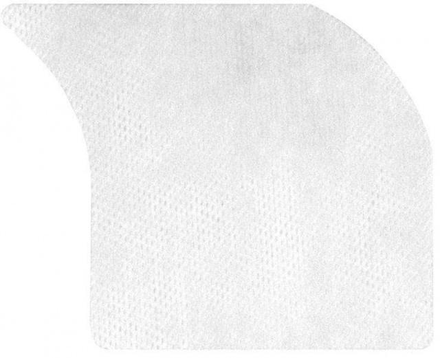Filtrační vložka Goretex ZELMER 619.0357 - goretexový filtr pro vysavač Zelmer