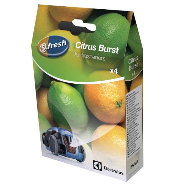 Fotografie Vůně do vysavače Electrolux Citron Burst S-fresh™ Electrolux