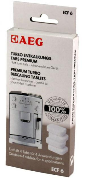 Odvápňovací tablety pro espressa ELECTROLUX ECF6 Electrolux
