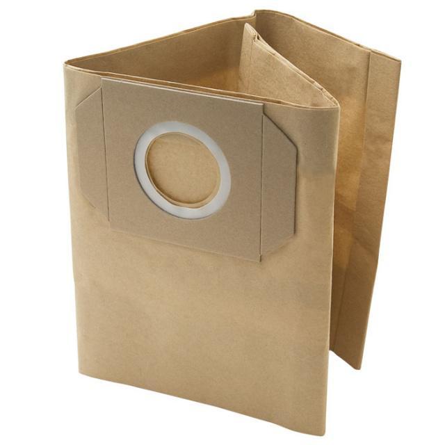 Menalux Papírové sáčky 1085 P 5 ks pro PARKSIDE - PNTS 30/4 Menalux