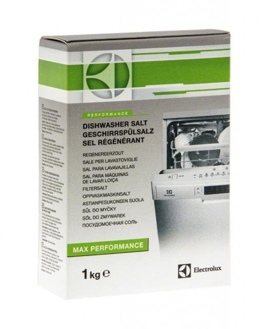 Electrolux Sůl do myčky nádobí regenerační 1kg Electrolux