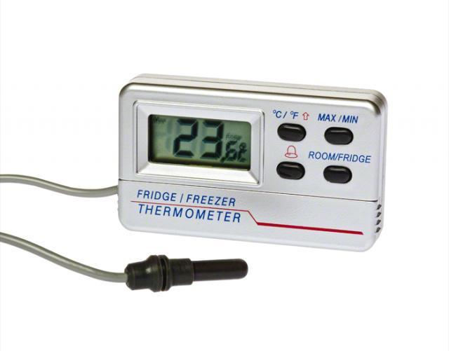 Digitální teploměr chladničky ELECTROLUX s magnetickým upevněním Electrolux