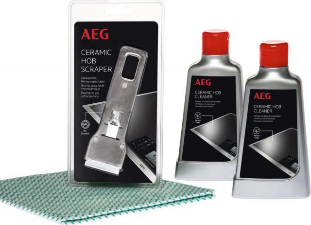 AEG Hob Cleaning set Sada čističů varných desek AEG