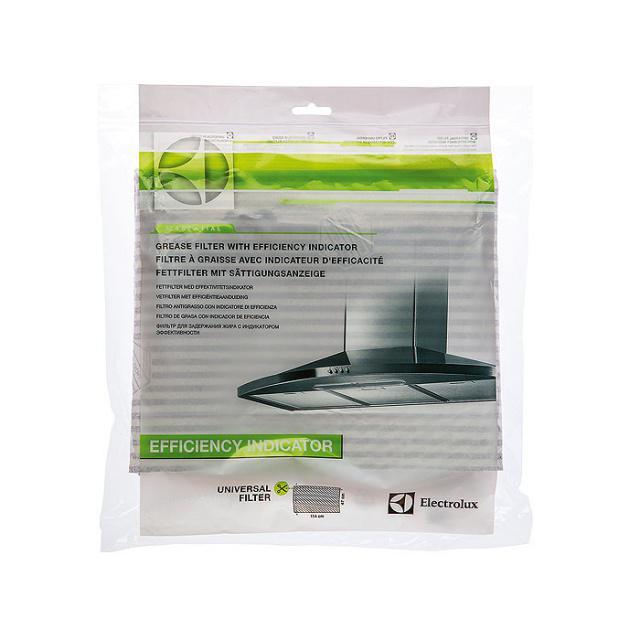 Tukový filtr do digestoře s ukazatelem účinnosti, 47 x 114 cm ELECTROLUX Electrolux