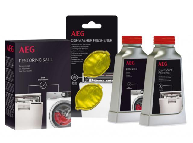 Sada čisticích přípravků pro myčku nádobí AEG AEG
