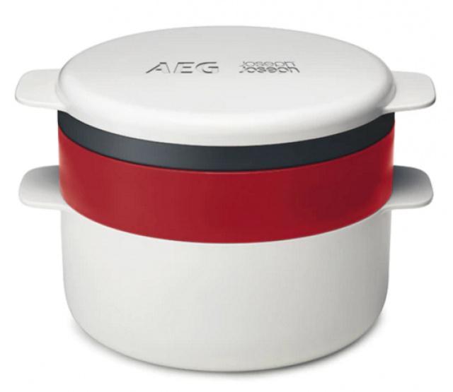 AEG AEG & Joseph Joseph Sada nádobí do mikrovlnné trouby
