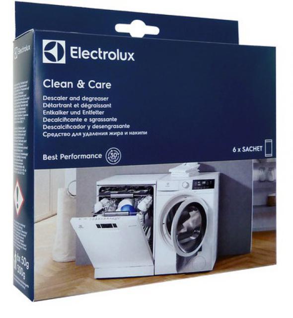 Electrolux CLEAN Care Box Čistič a odvápňovač pro pračky a myčky 6 cyklů Electrolux