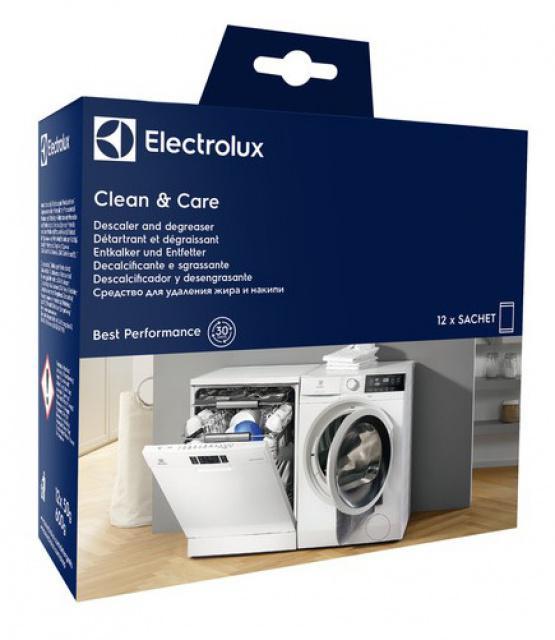 Electrolux CLEAN Care Box Čistič a odvápňovač pro pračky a myčky 12 cyklů Electrolux