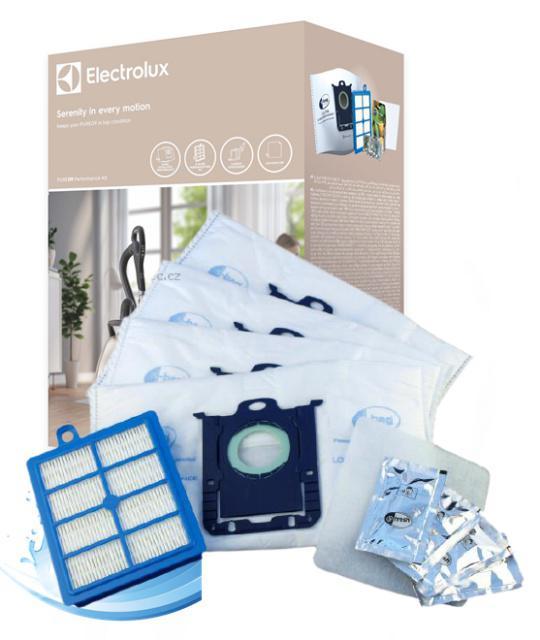 Electrolux ESKD9: Sáčky S-Bag XXL 4x, HEPA filtr H12 omýv., 4x vůně – originální set pro UltraOne a Pure9 Electrolux