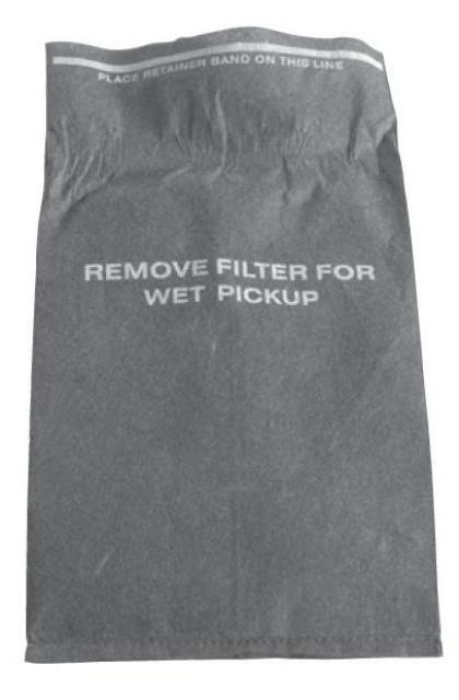 Permanentní filtr do vysavače ETA 0868 Doppio Eta
