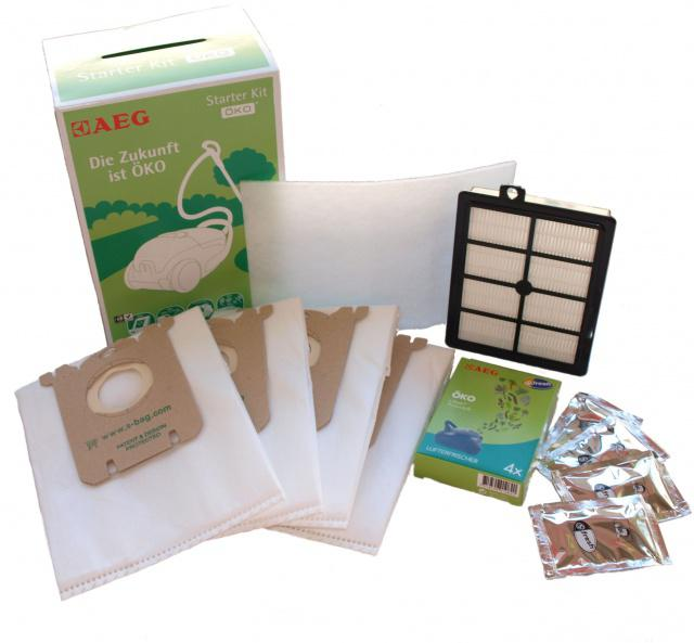 Electrolux Green Sáčky, HEPA a filtry GSK2 pro PHILIPS FC 9060...FC 9069 Jewel PHILIPS