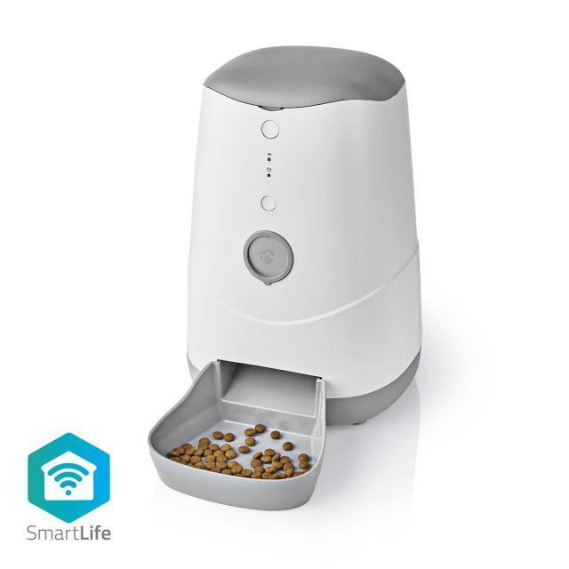 Nedis Chytrý automatický dávkovač na krmivo pro psy a kočky Nedis