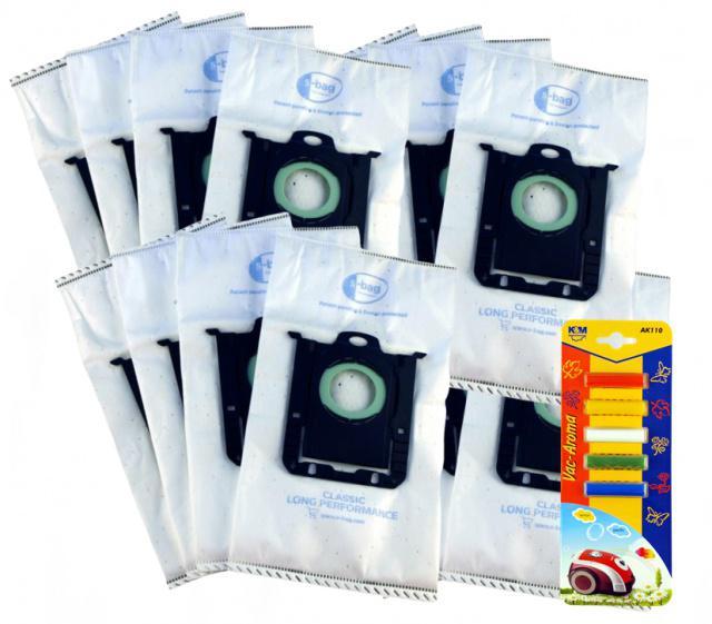 Electrolux UMP3 s-bag sáčky pro AEG Viva Quickstop AVQ 2100 až 2190 16ks Original AEG