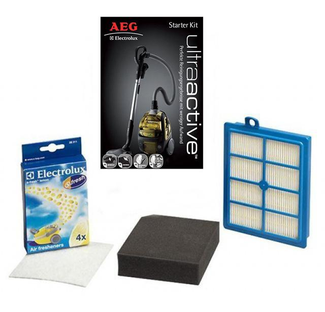 AEG-Electrolux USK5 Sada filtrů pro bezsáčkový vysavač UltraActive a UltraPerformer Electrolux
