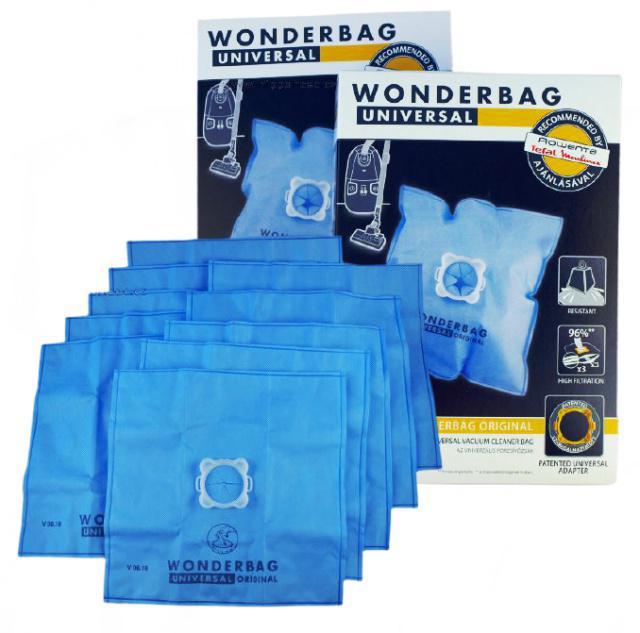 Originální sáčky ROWENTA Wonderbag Universal WB406140 10ks