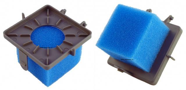 Filtr do vysavače ZELMER pěnový alternativní 00797580/719.0148 Zelmer