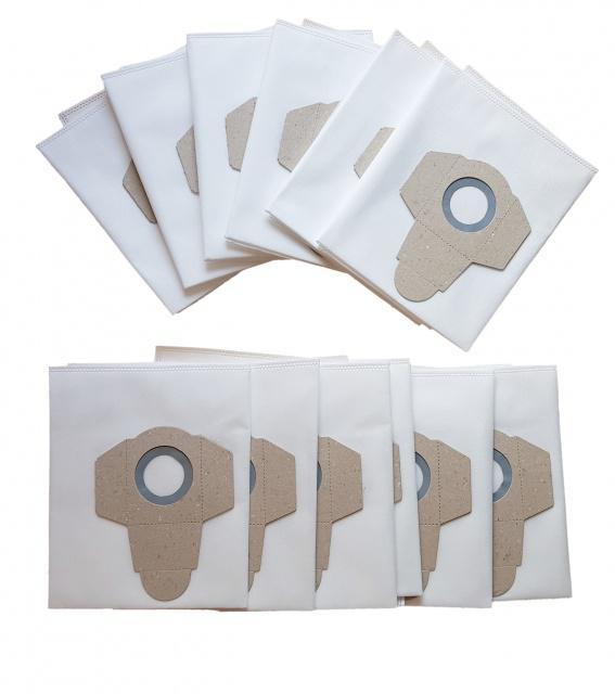 AS-Bag Sáčky do vysavače Parkside PNTS 1300, 1400, 1500 A, B, C, D (45 x 58 cm), 12ks Alafil