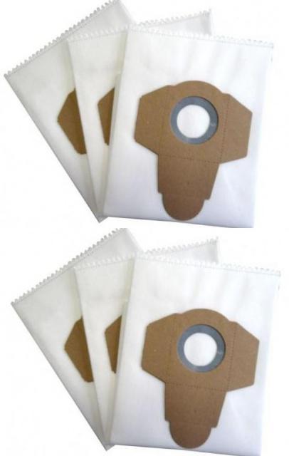 AS-Bag Sáčky do vysavače Parkside PNTS 1300, 1400, 1500 A,B,C,D (45 x 58 cm) 6ks Alafil
