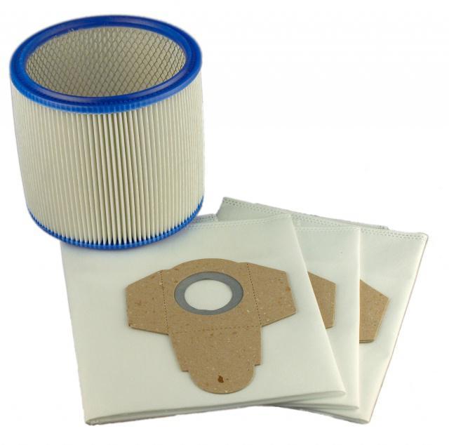 Papírový filtr + sáčky do vysavače PARKSIDE PNTS 1400 C1 nipponcec.cz