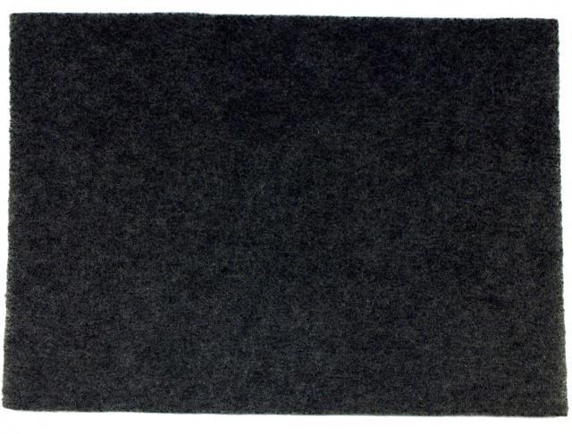 Filtr uhlíkový univerzální pro vysavač 20 x 25 cm, tloušťka 0,5 cm Alafil