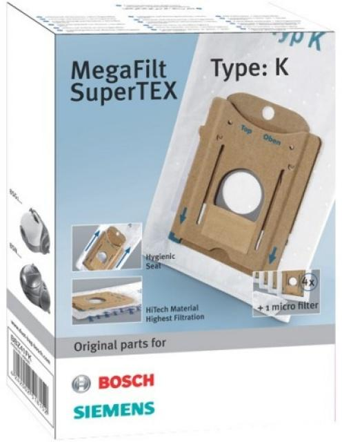 Originální sáčky Bosch BBZ41FK do vysavače BOSCH - Arriva BSN 1700 Bosch